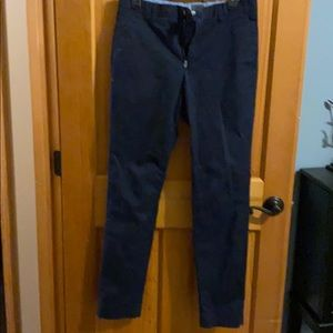 Men's H & M Navy Blue Pants Size 32 R
